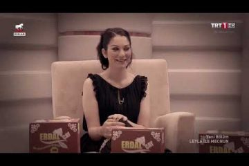 Leyla ile Mecnun 'AT TV Erdal Bakkal Reklamı'